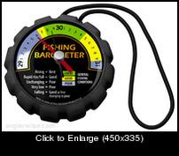 Cheat sheet for fishing barometer http i1225 for Best barometric pressure for fishing